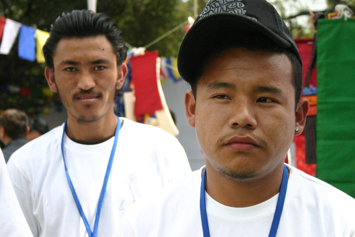 Tibetan youth